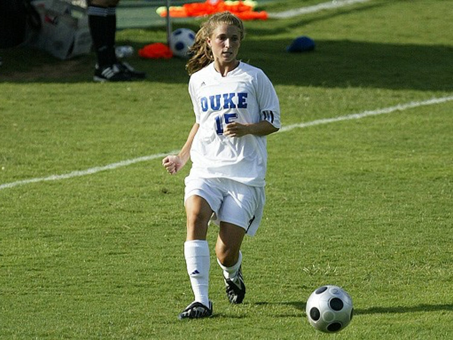 Molly Lester and the rest of the rejuvenated Blue Devils face Missouri and Stanford in Chapel Hill this weekend.