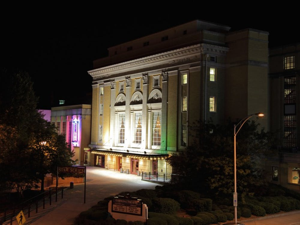"The Carolina Theatre will host its first-ever showing of ""The Rocky Horror Picture Show"" Tuesday and Wednesday."