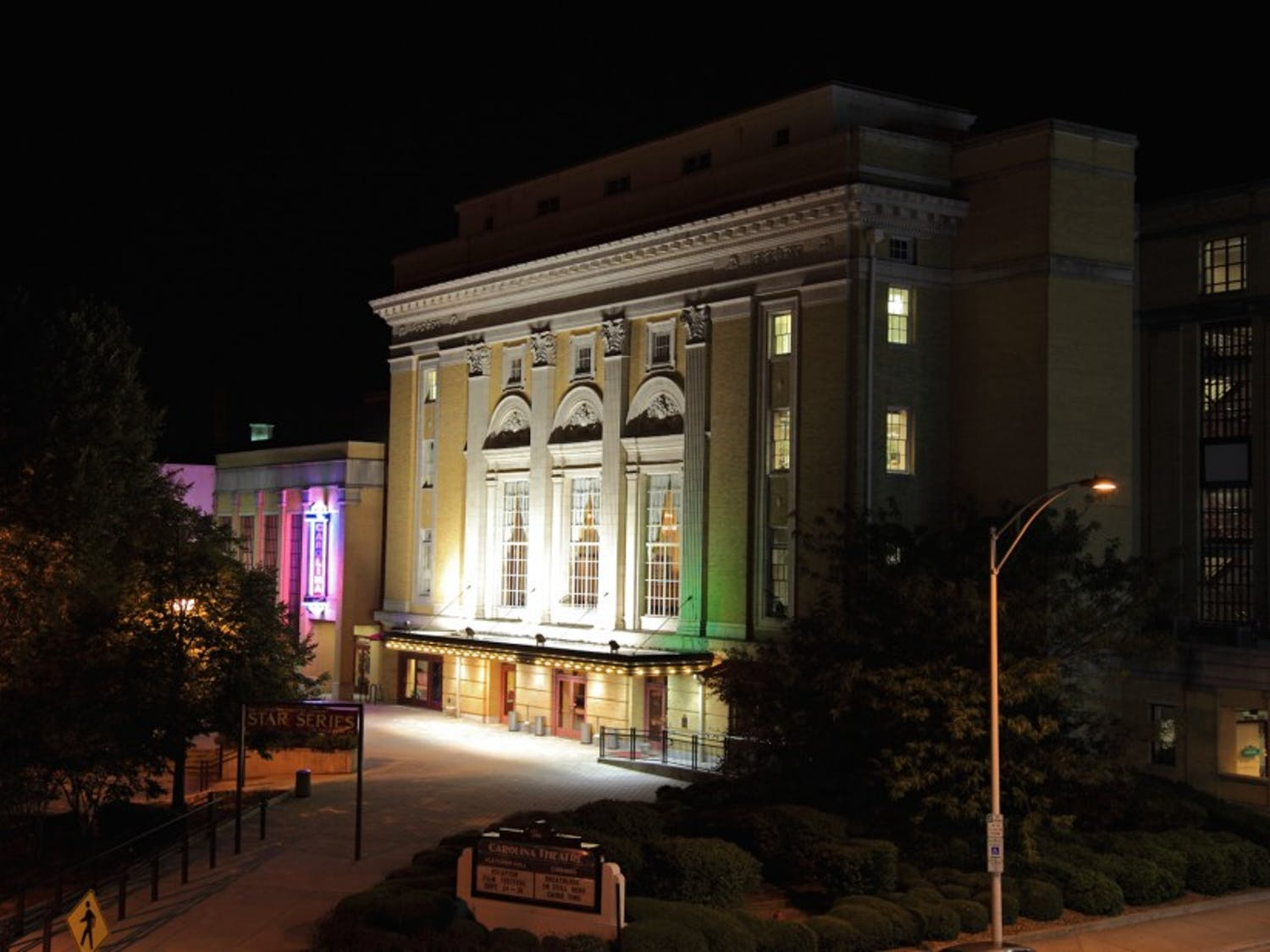 """The Carolina Theatre will host its first-ever showing of """"The Rocky Horror Picture Show"""" Tuesday and Wednesday."""