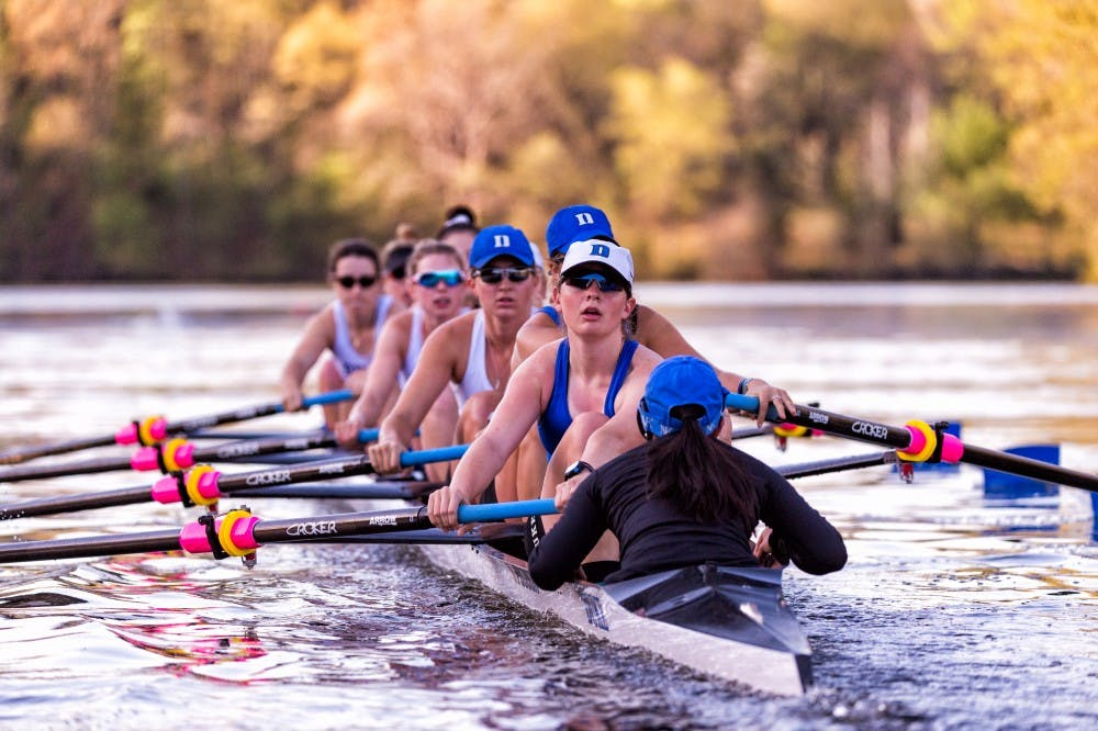 <p>Duke won three straight races to end the Dale England Cup on a high note.</p>