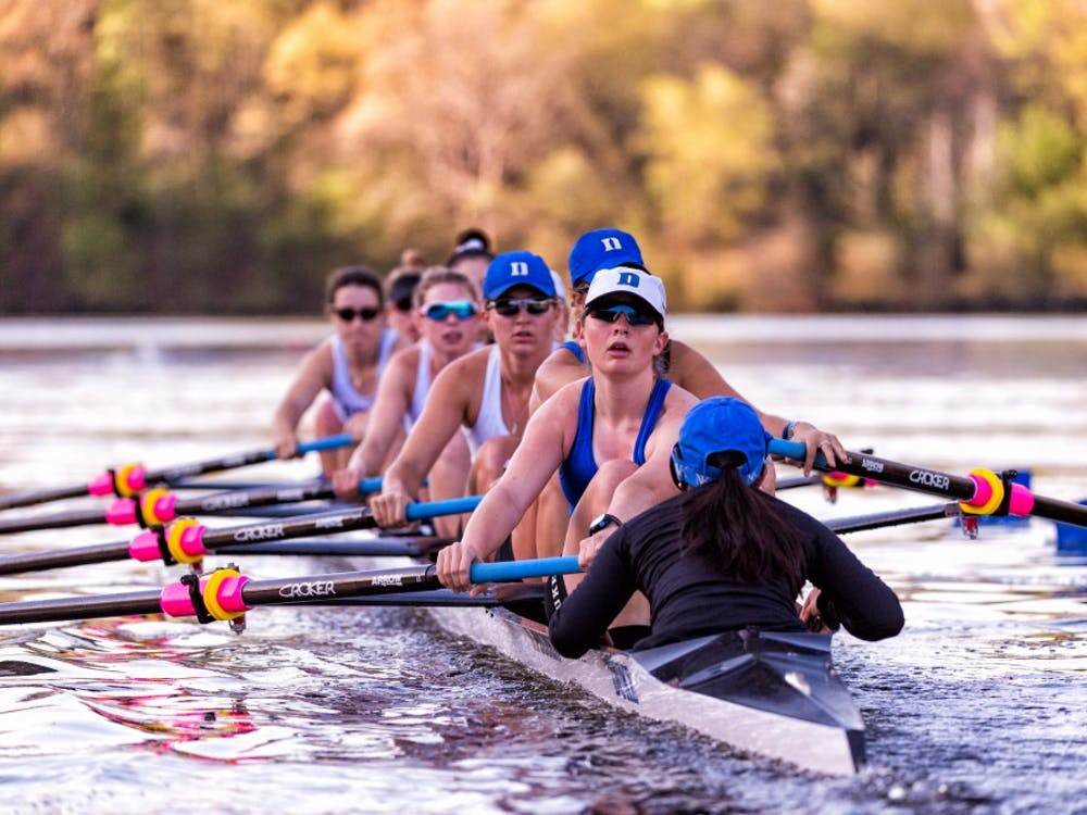 Duke won three straight races to end the Dale England Cup on a high note.