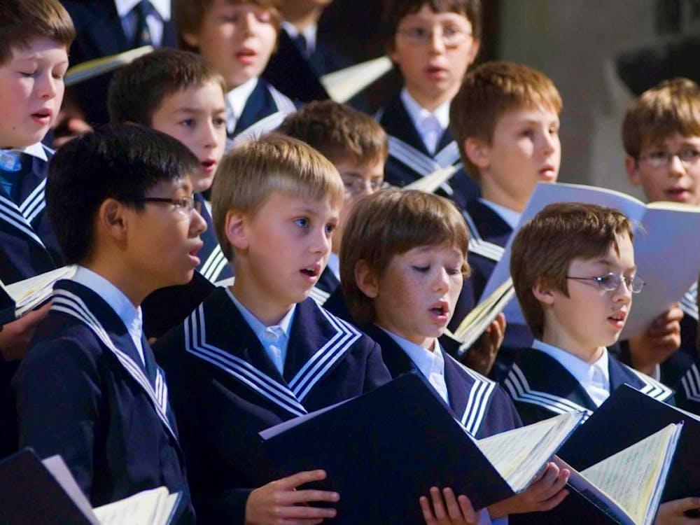 The St. Thomas Choir, led by Johann Sebastian Bach in the 18th century, comes to Duke Chapel Nov. 14.