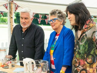 "In spite of pandemic restrictions, ""The Great British Baking Show"" managed to deliver a mostly normal season to viewers in need of a little levity this holiday season."
