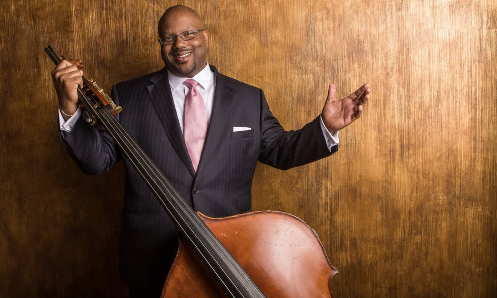 <p>The incoming vice provost for the arts, John Brown, is a bassist, composer and producer from Fayetteville, NC.</p>