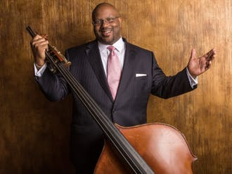 The incoming vice provost for the arts, John Brown, is a bassist, composer and producer from Fayetteville, NC.