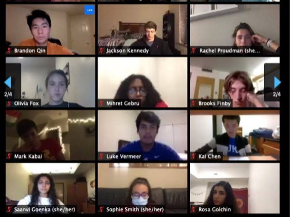 <p>The DSG Senate heard updates on student group funding at its Sept. 30 meeting.</p>
