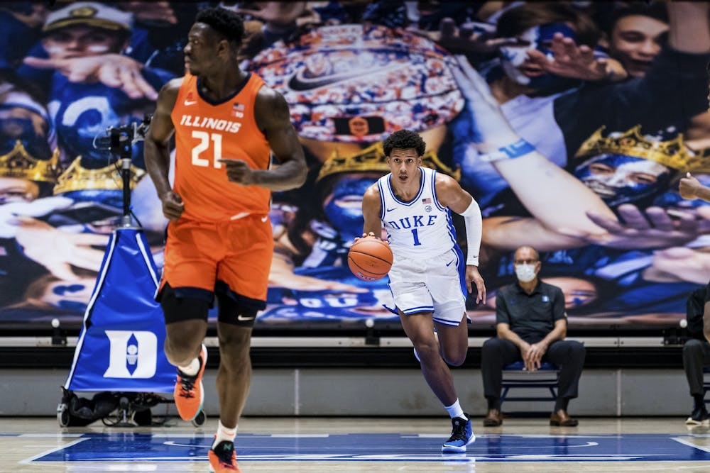 Jalen Johnson was selected in the first round of the NBA Draft.
