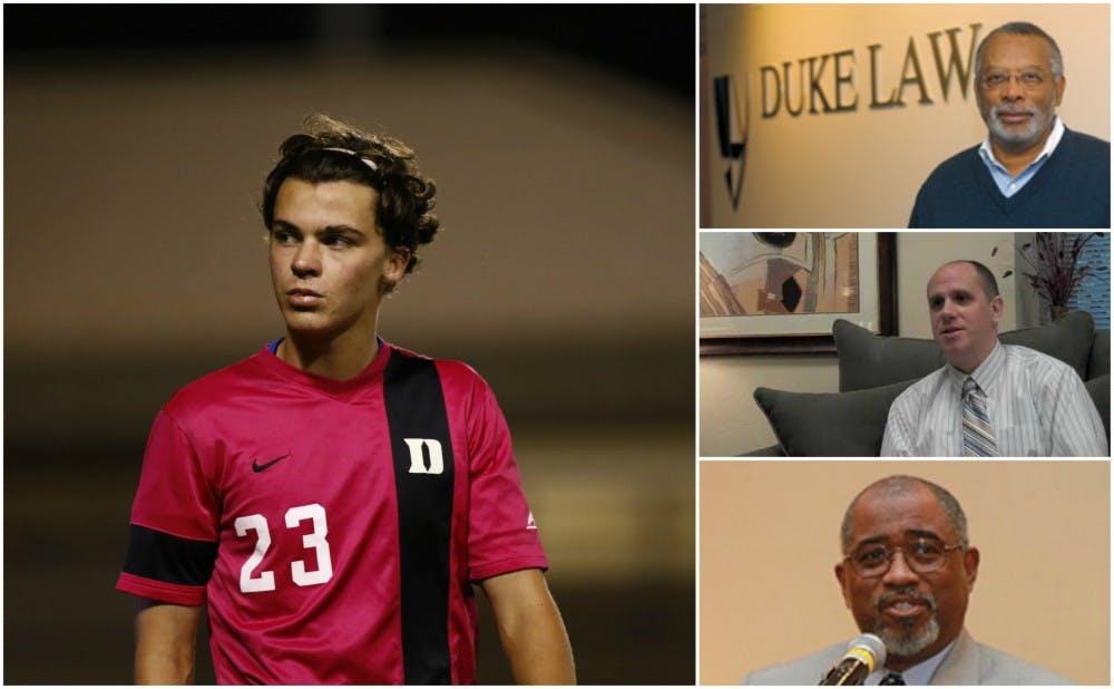 Duke student sex scandal