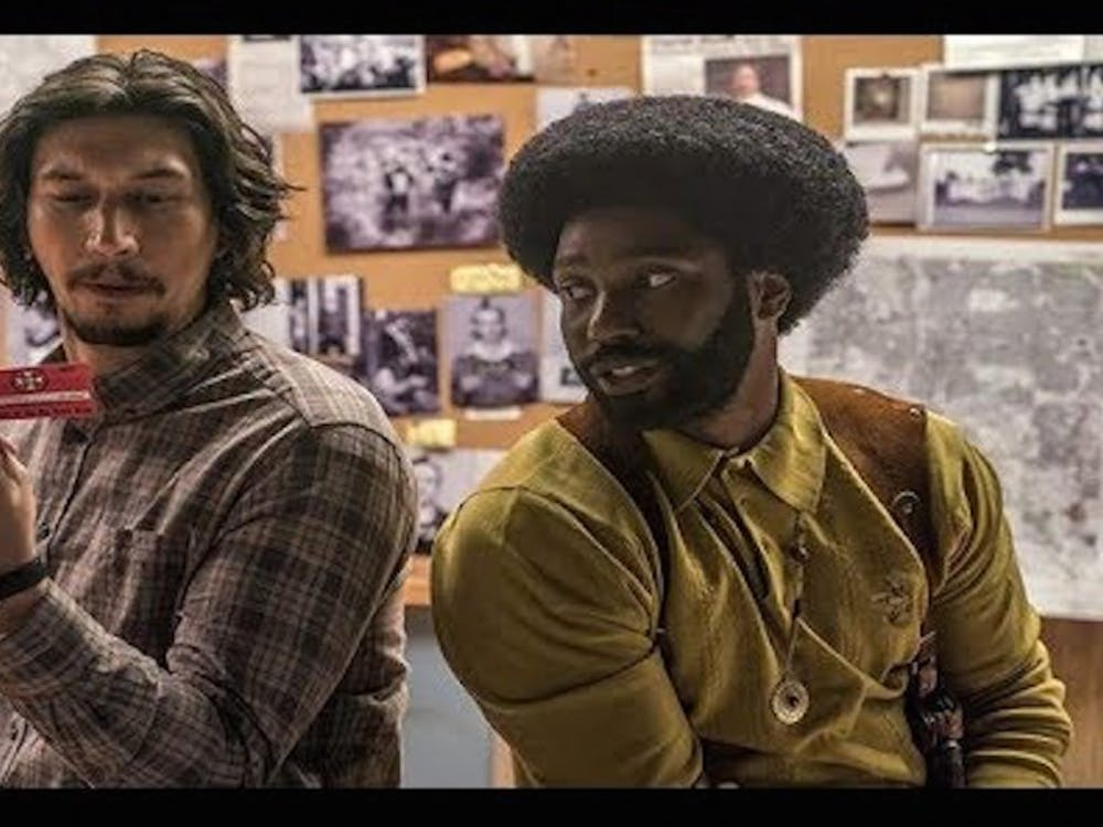 """Black KkKlansman,"" Spike Lee's latest movie, tells the incredulous true story of African-American detective Ron Stallworth, who infiltrates the KKK."