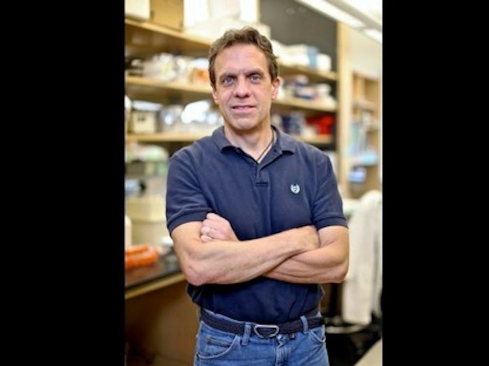 Christopher Nicchitta, professor of cell biology and biochemistry and associate professor of pathology, is the senior author of a recent study showing how the dengue virus secretly replicates in humans.