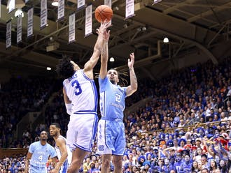 North Carolina is in a similar position as Duke this season, fighting for an outside shot at the NCAA tournament.