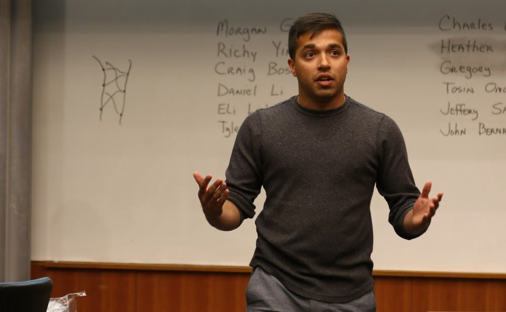 <p>DSG discussed funding for several groups Wednesday, including the Chanticleer and three religious student groups.</p>