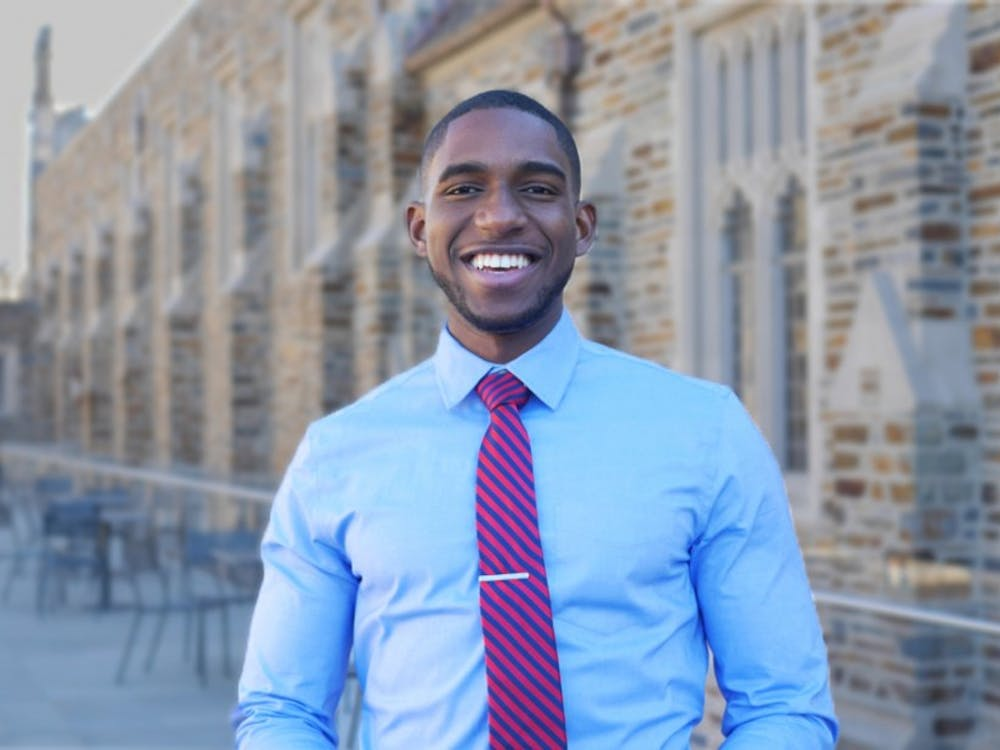 Ayogu is the Class of 2017 President for Engineering Student Government and co-founded The Releaf Group.
