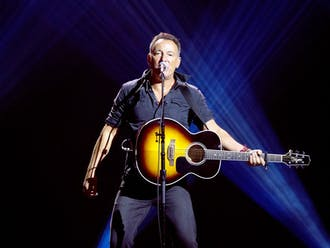 """On Friday, Bruce Springsteen returned to vinyl with his 19th studio album, """"Western Stars."""""""