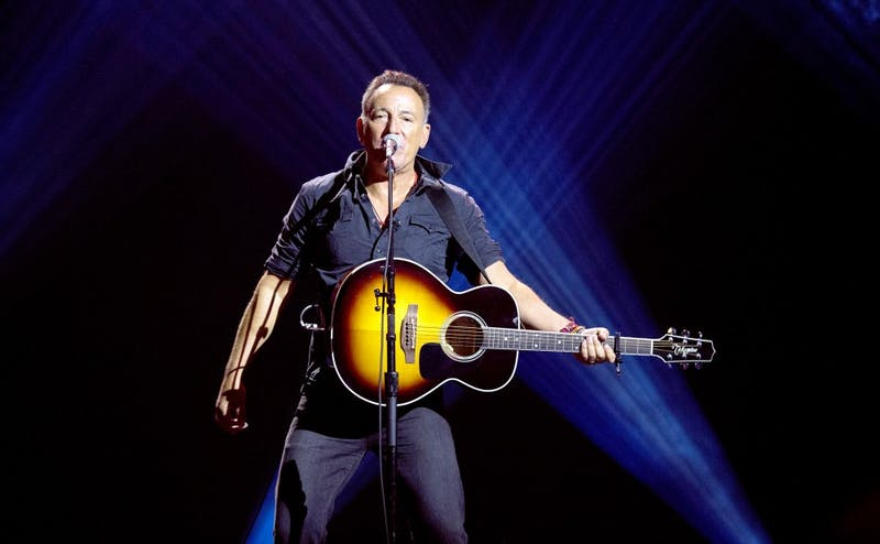 "On Friday, Bruce Springsteen returned to vinyl with his 19th studio album, ""Western Stars."""