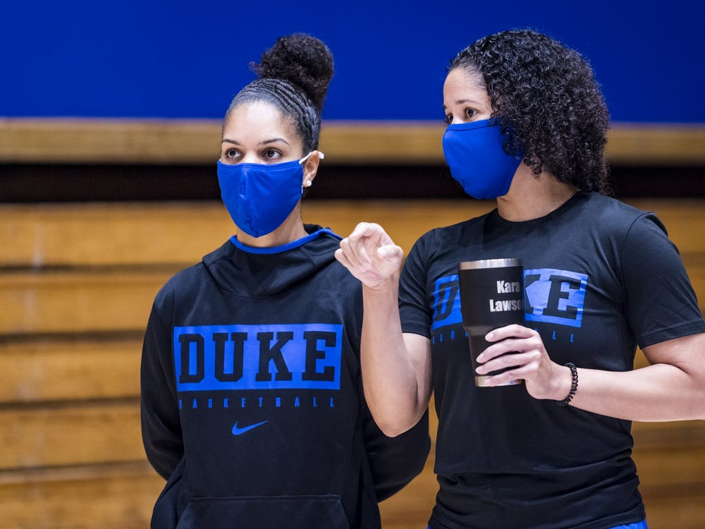 Lawson is quickly transforming Duke back into a recruiting hotspot.