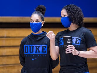 Lawson is quickly Duke's women's basketball program in 2020.