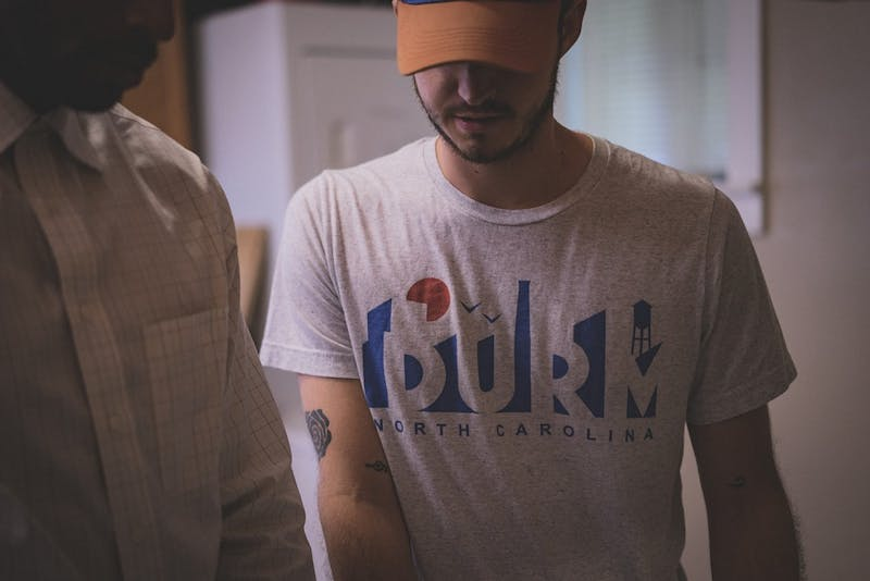 UNC graduate Holland Gallagher is creating a web series based on Durham's hip-hop scene. Photo Courtesy of Holland Gallagher.