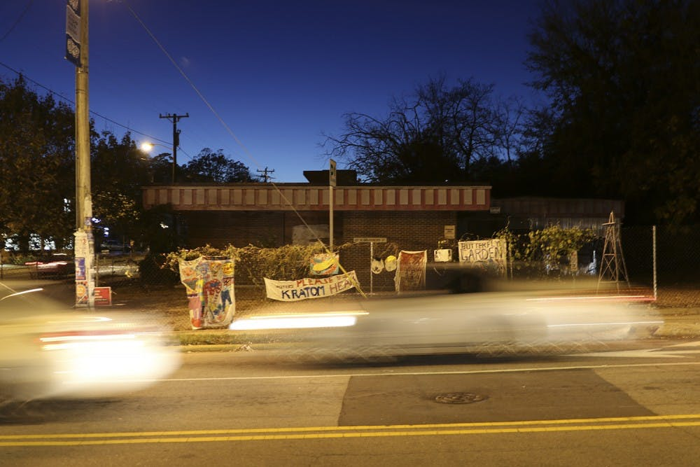 Carrboro Board of Aldermen passes ordinance to address abandoned building