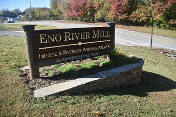 The Eno River Mill will soon be renting out spaces for art.