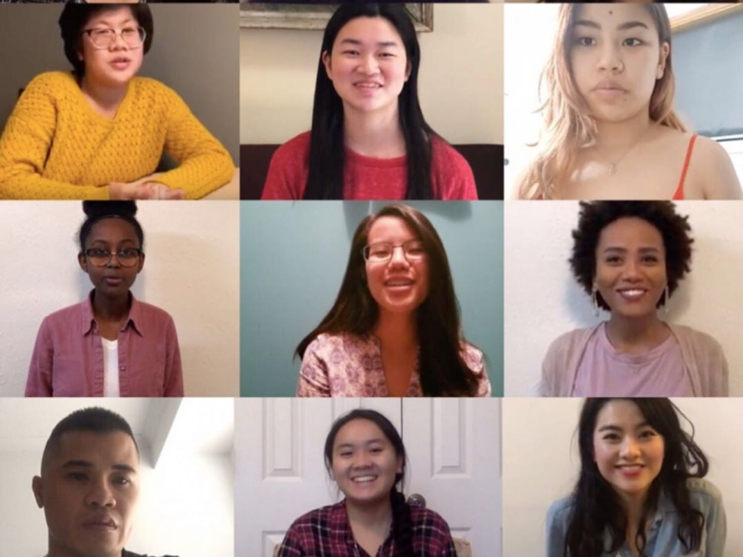 AdoptEd is hosting a video montage as a collaboration between UNC and North Carolina State University. Photo by Liana Kotak.