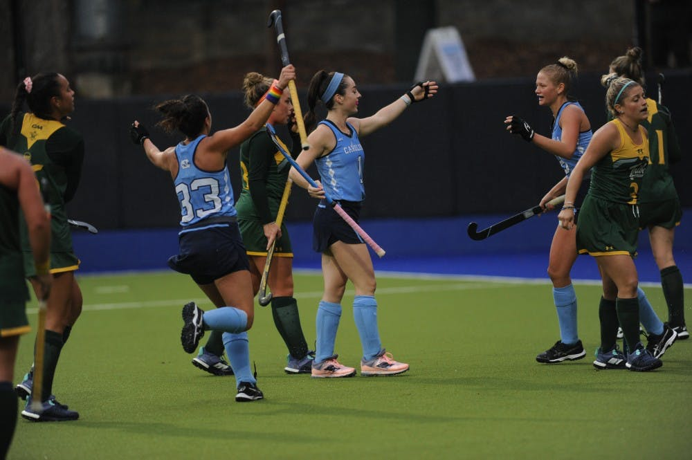 Season in review: The moments that defined UNC field hockey's title-winning season