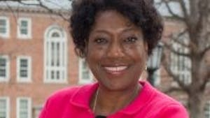 Patricia Parker is Chair of the Department of Communication at UNC. Photo courtesy of Kristen Chavez, UNC-Chapel Hill.
