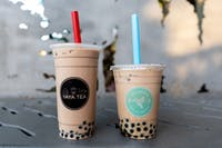 Two Boba shops have arrived on Franklin Street in the past coupel of years: Yaya Tea and Cha House. Boba, a fairly new genre of food shop in America, has quickly risen to popularity from Asian countries. Yaya Tea and Cha House both have standard options for boba, such as the black milk tea with tapioca, taken here on Tuesday, April 16, 2019 on a park bench in Chapel Hill, N.C.