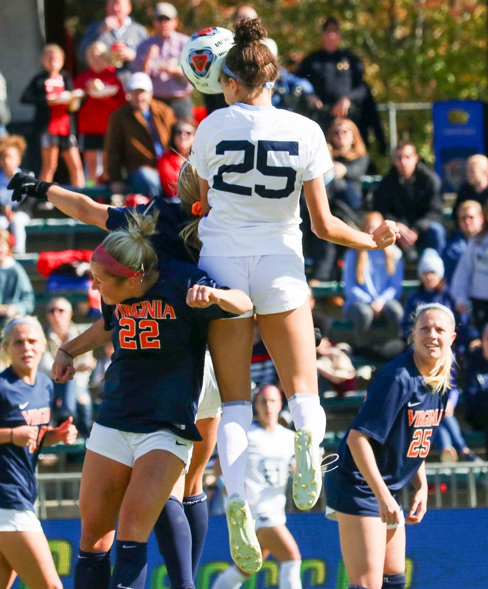 First-year Maycee Bell helps UNC defeat top-ranked Virginia in ACC championship