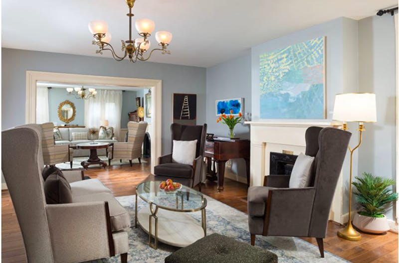 The grand prize for the Carolina Woman 2020 writing contest winner is a stay in Richmond's Linden Row Inn. Photo courtesy of Carolina Woman magazine.