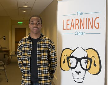 Holden Cox, a junior exercise and sports science major, is one of a few students who serves as a mentor for the Minority Advising Program. The program focuses on connecting minority first-year and transfer students with mentors who help them find resources to enhance their college experience and further adjust to life at UNC. Many of the resources suggested by the mentors stem from the Learning Center which provides general aid to UNC students to promote academic success.