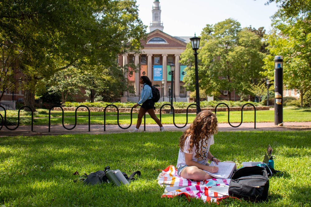 'New voices': UNC introduces approach to spring semester planning involving students