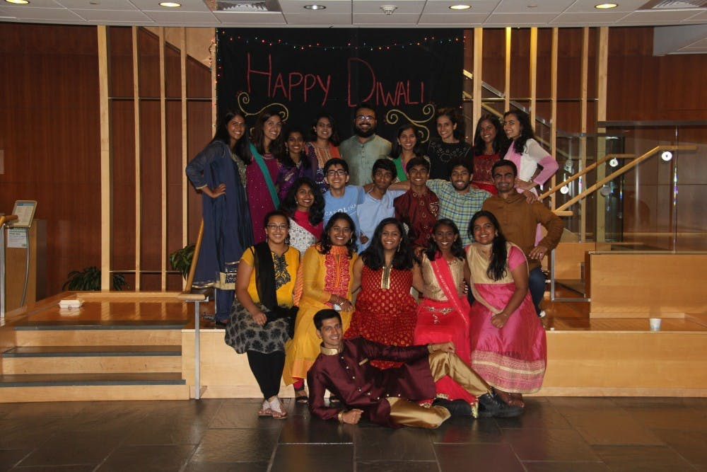 Diwali Night aims to create a celebratory environment for students of all backgrounds