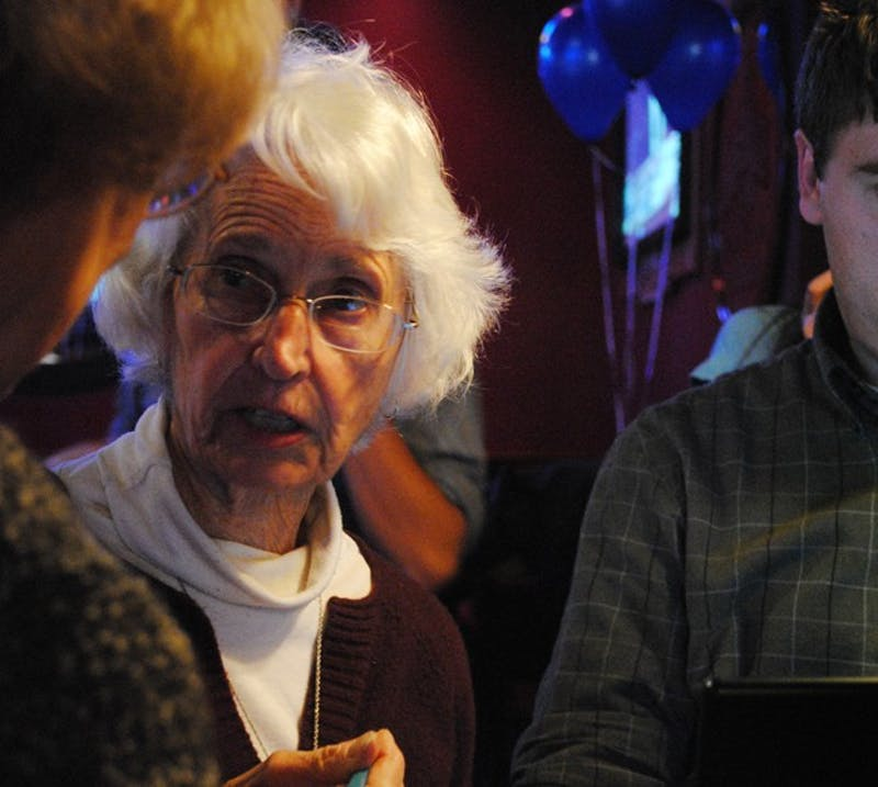Incumbent Democrat Ellie Kinnaird from Chapel Hill won a clear victory in her race against Republican Ryan Hilliard in the N.C. Senate race.