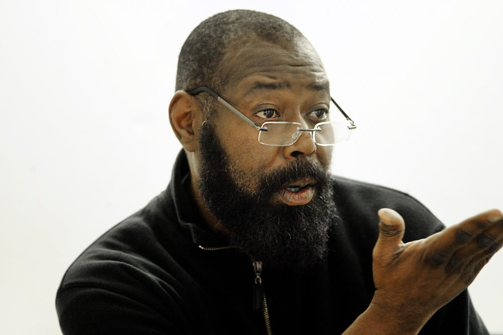 <p>Randall Kenan, a pillar of the Black, LGBTQ+ and North Carolina communities and a professor of creative writing at UNC, died on Aug. 28 at 57 years old. Photo by Donn Young.&nbsp;</p>