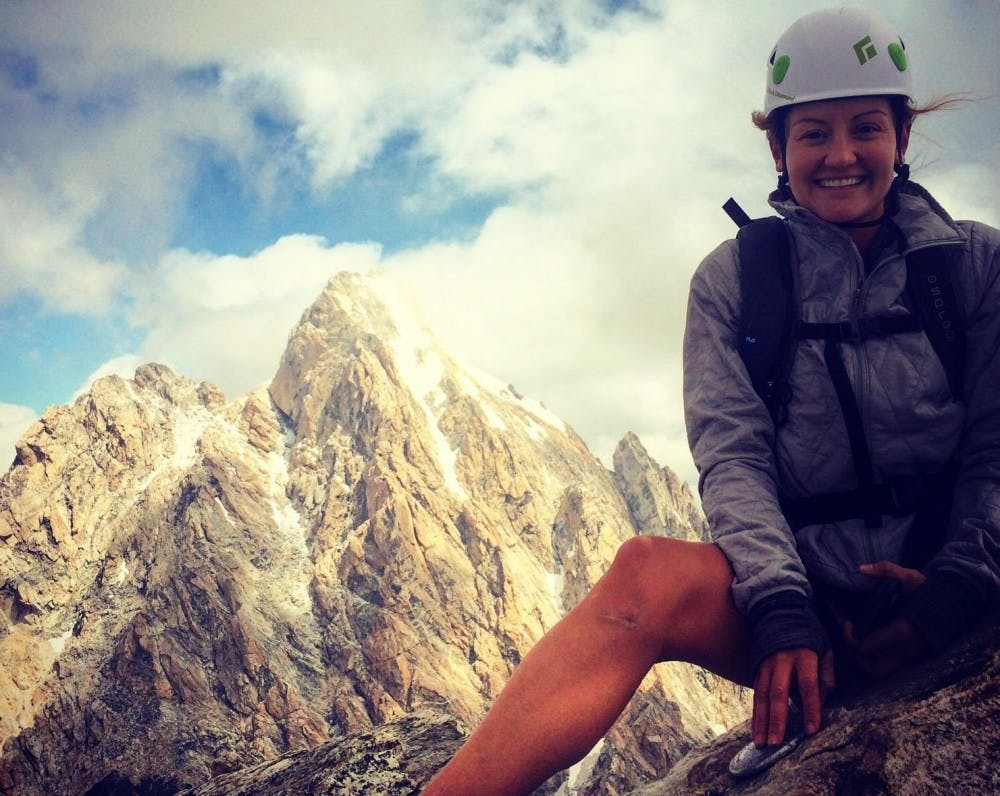 Free-climbing accident kills UNC alumna