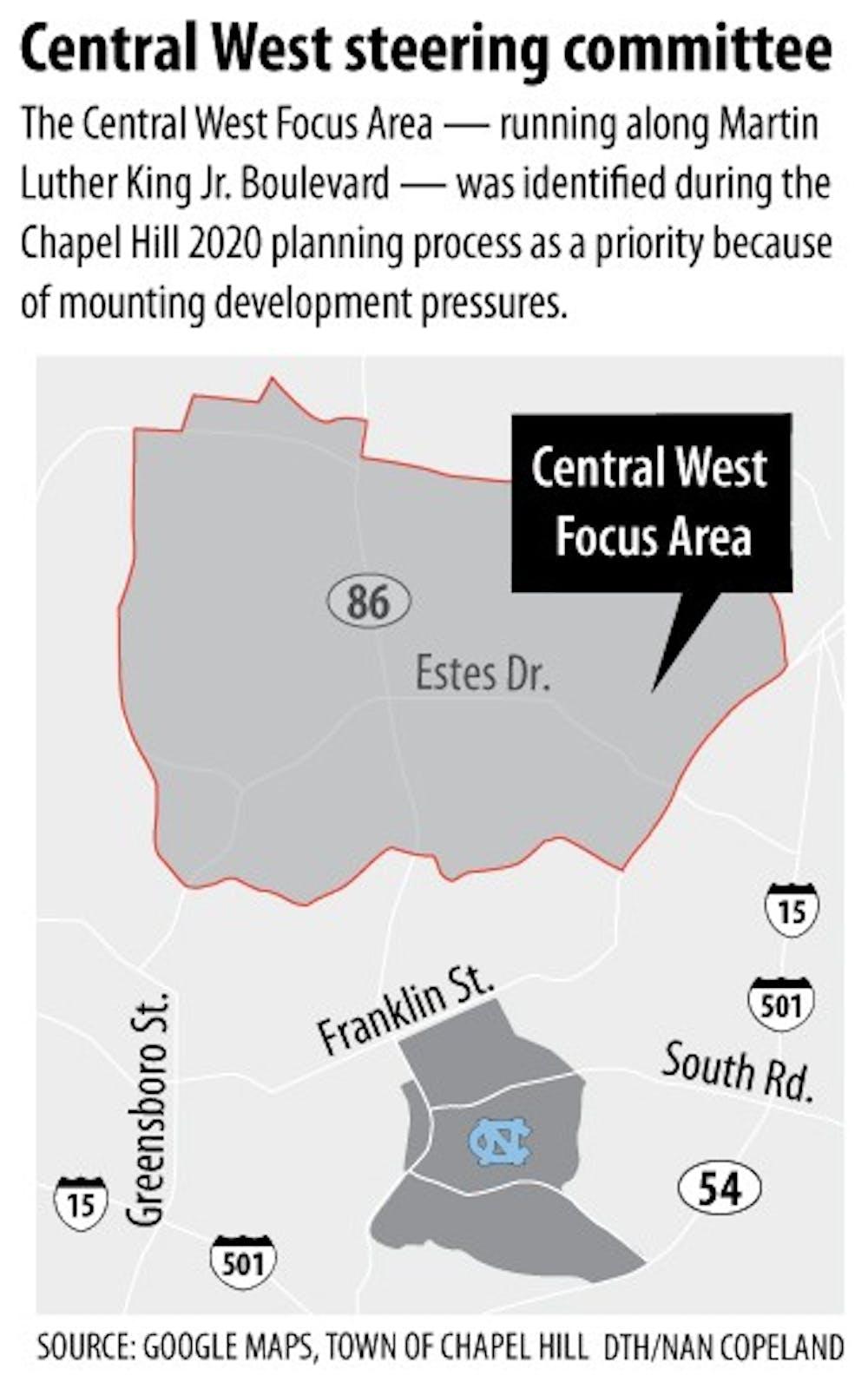 Central-west Chapel Hill community fails to recruit representative