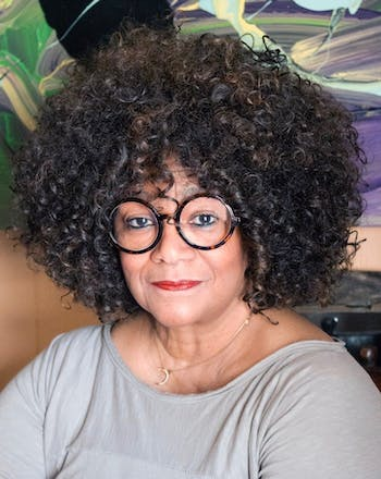 """Jaki Shelton Green, the current North Carolina Poet Laureate, will be reading her poetry on Nov. 9 at """"An Evening of Jazz and Poetry"""" hosted by Club Nova. Photo courtesy of Sylvia Freeman."""