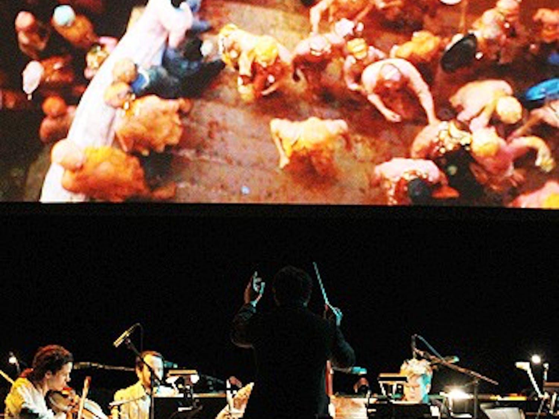 "CPA comissioned filmmaker Prashant Bhargava and composer Vijay Iyer to create a ""RADHE RADHE: The Rites of Holi."""