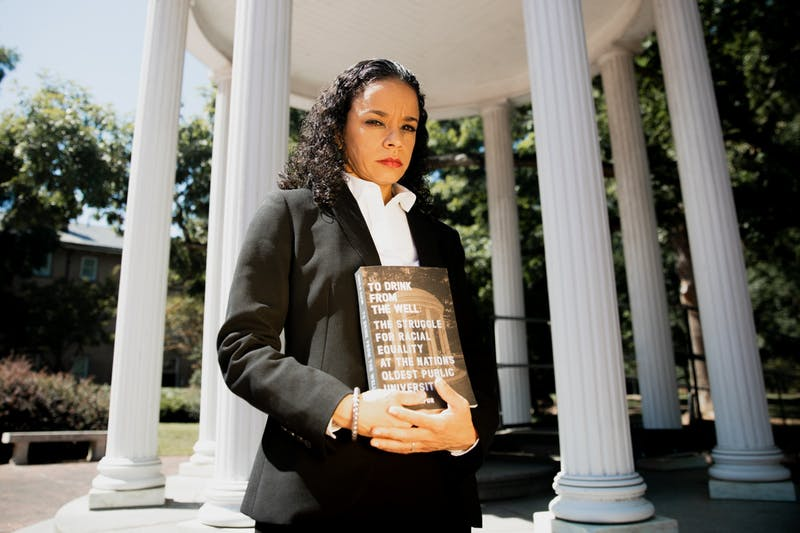 To Drink from the Well: UNC alumna writes book on University history and systemic racism