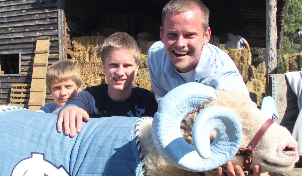 Rameses, a role assumed by 19 rams since 1924, has colorful past