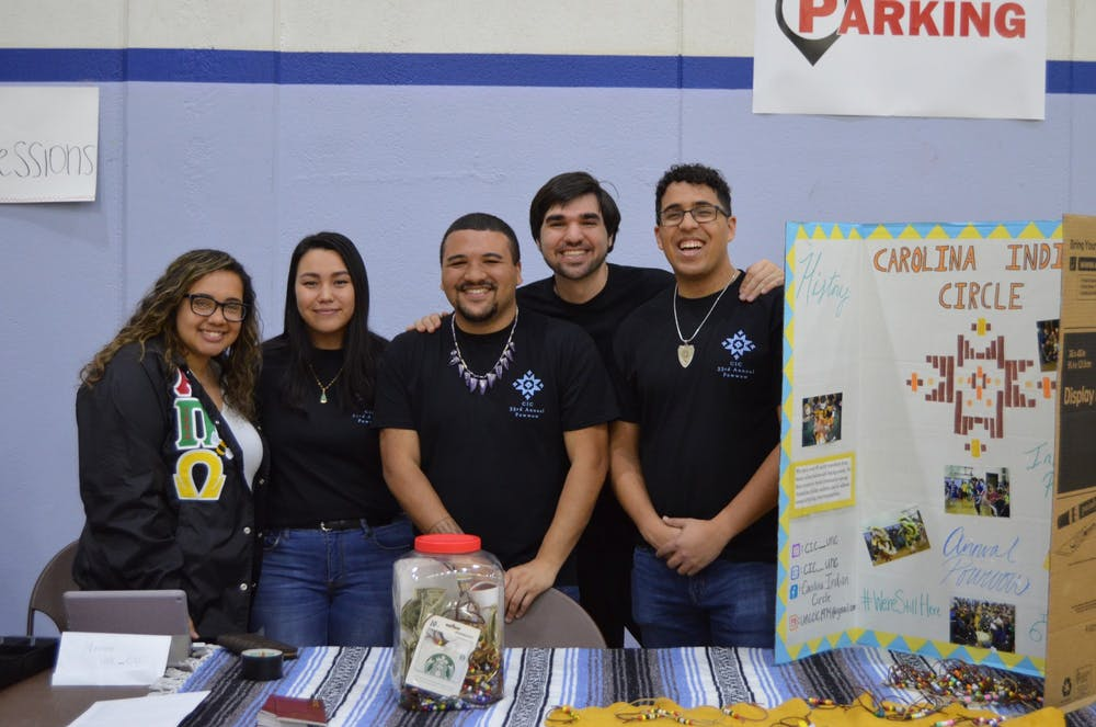 UNC's cultural groups find ways to stay connected to their communities