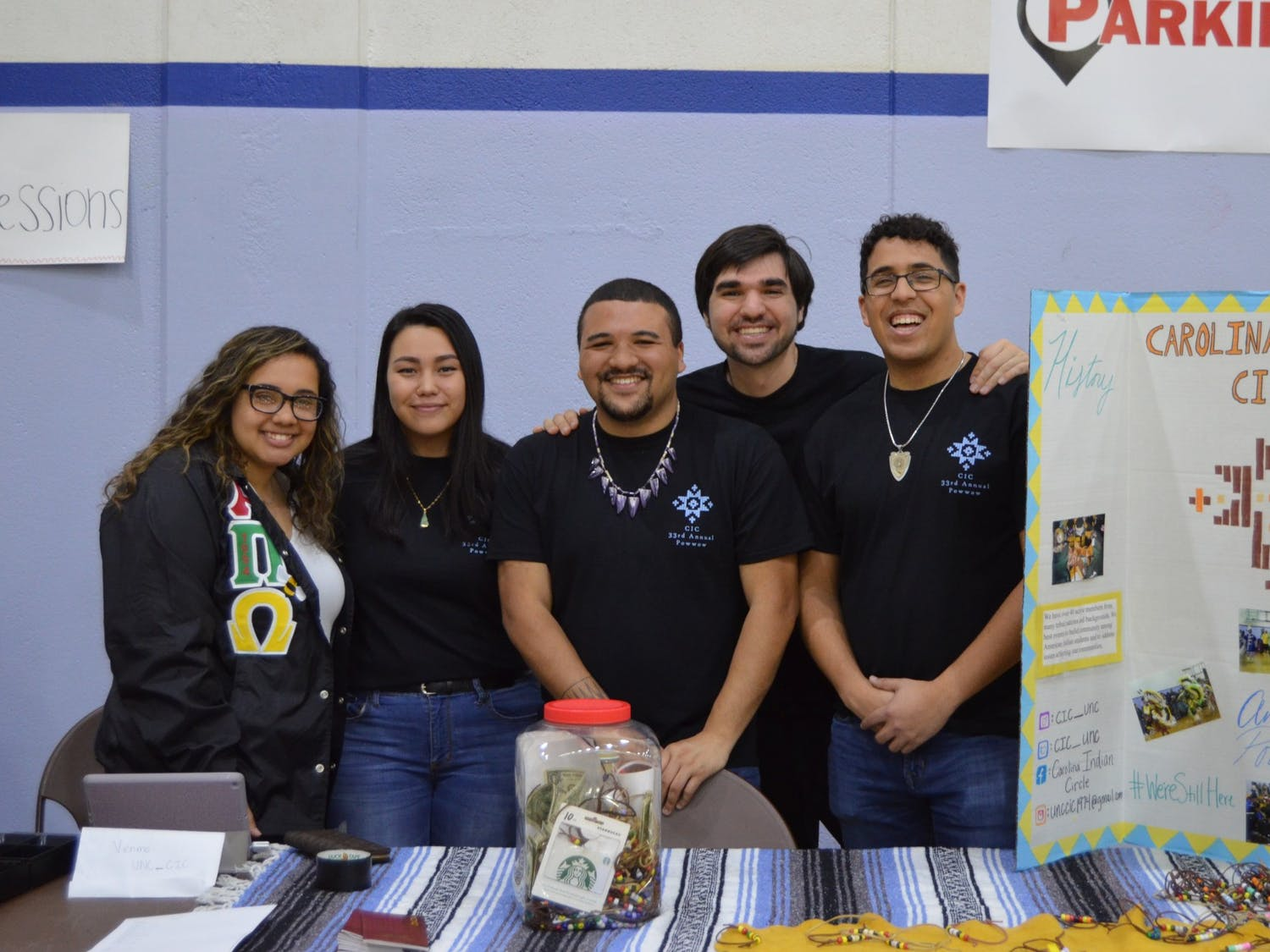 Carolina Indian Circle is one of the UNC cultural groups that are finding new ways to virtually connect with their community amid the COVID-19 outbreak. Photo courtesy of Jamison Lowery.