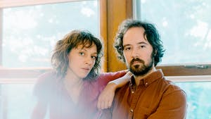 """Mandolin Orange is set to perform for WRAL's """"Big Night In for the Arts."""" Photo courtesy of Kendall Bailey."""