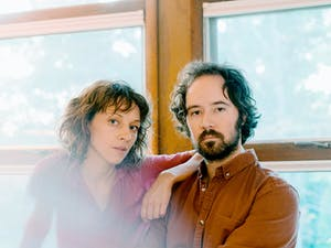 "Mandolin Orange is set to perform for WRAL's ""Big Night In for the Arts."" Photo courtesy of Kendall Bailey."