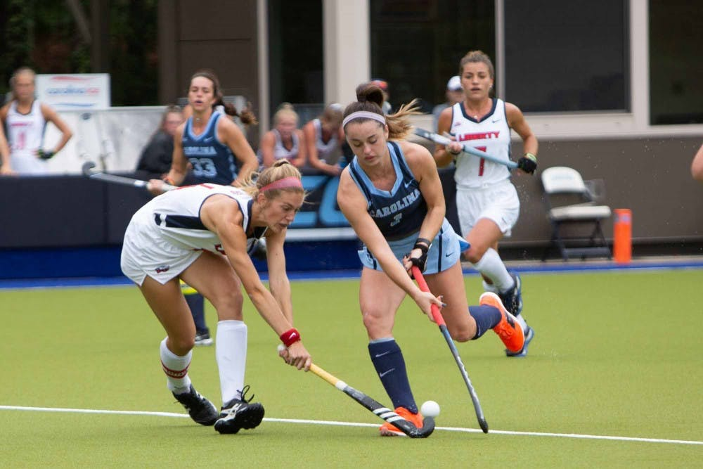 Five UNC field hockey players set to earn All-ACC honors
