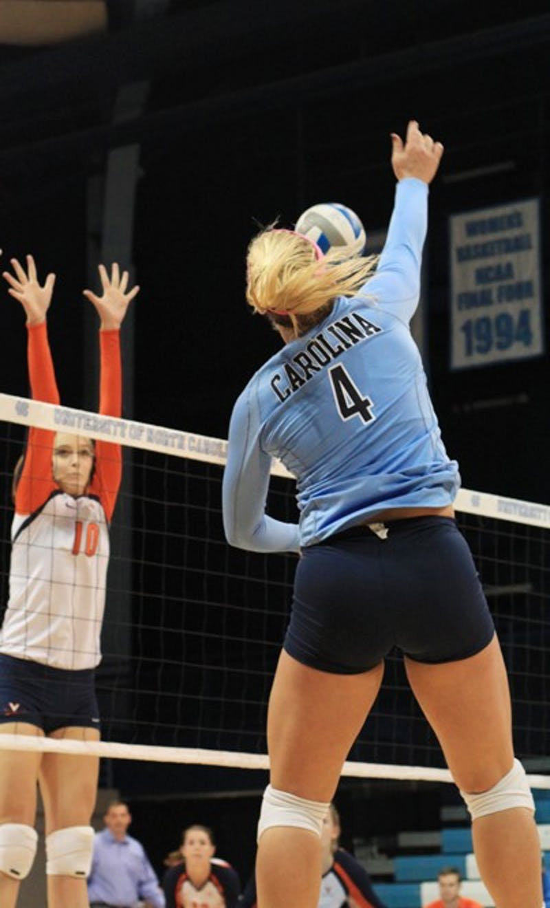 UNC and freshman Leigh Andrew saw their season come to an end against Iowa State in the second round of the NCAA tournament.