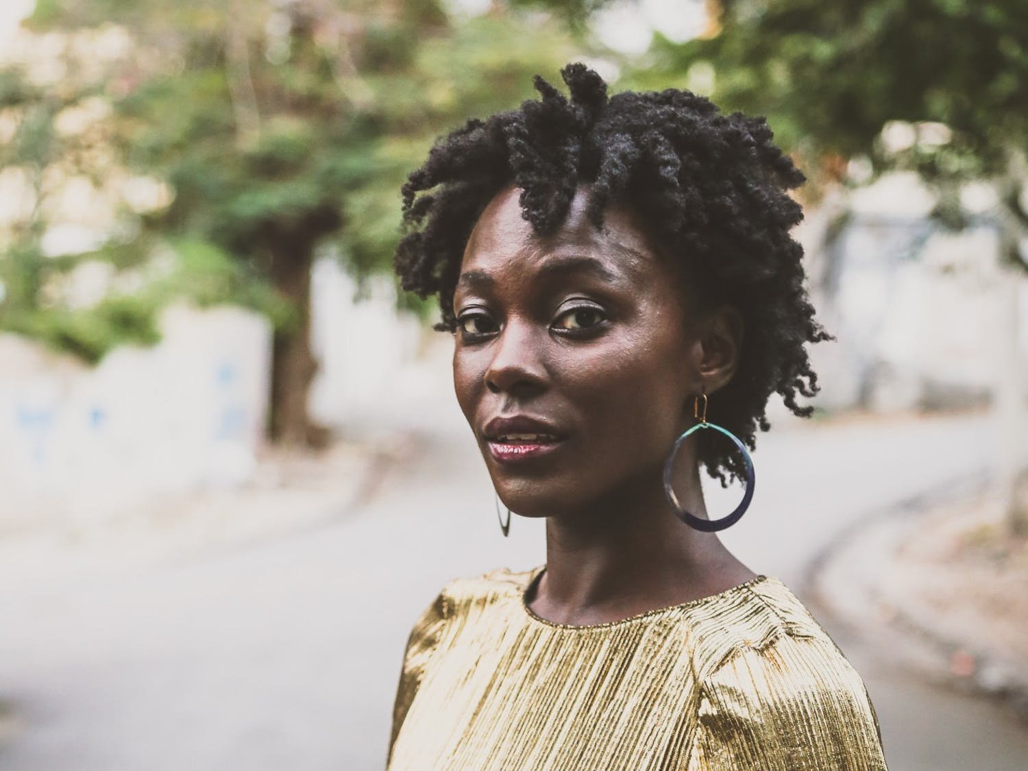 """Nathalie Joachim will perform her newest album """"Famn d'Ayiti"""" on Friday, Jan. 10, 2020 at the James and Susan Moeser Auditorium in Hill Hall. The album conveys the heritage of female Haitian musicians. Photo courtesy of Josué Azor."""