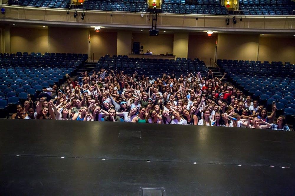 UNC dance groups find ways to recognize their work despite canceled performances