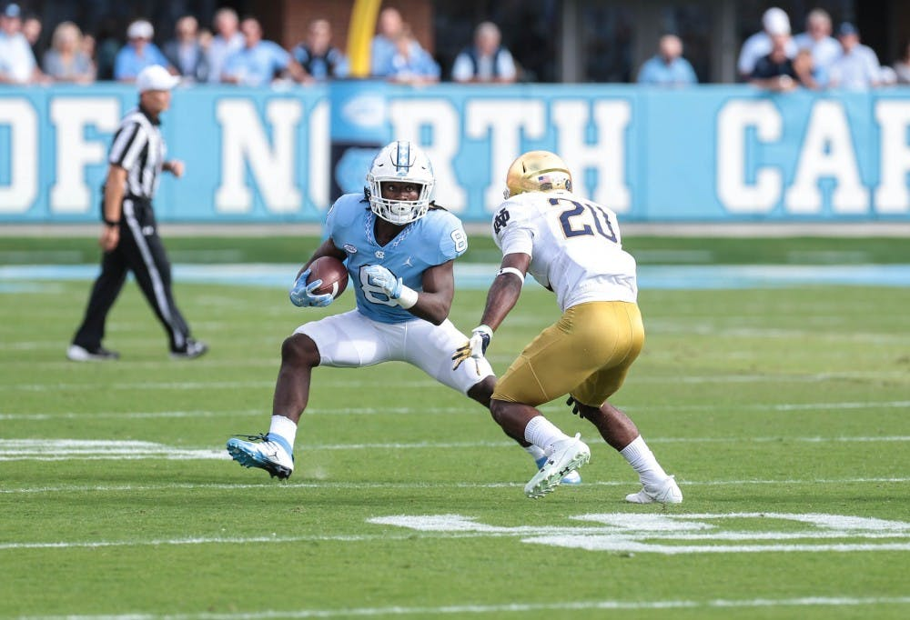 'It crushes my heart': North Carolina offense struggles to keep up with defense